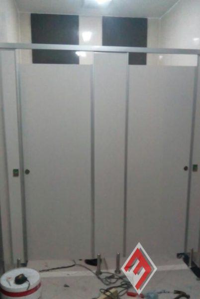 Cubicletoilet PVC Board Tol Jombang