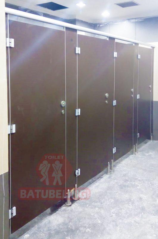 Cubicle Toilet Rembang