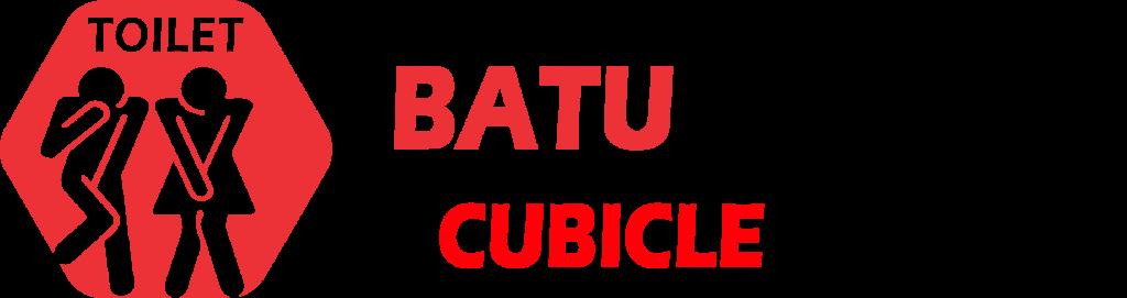 logo cubicle toilet